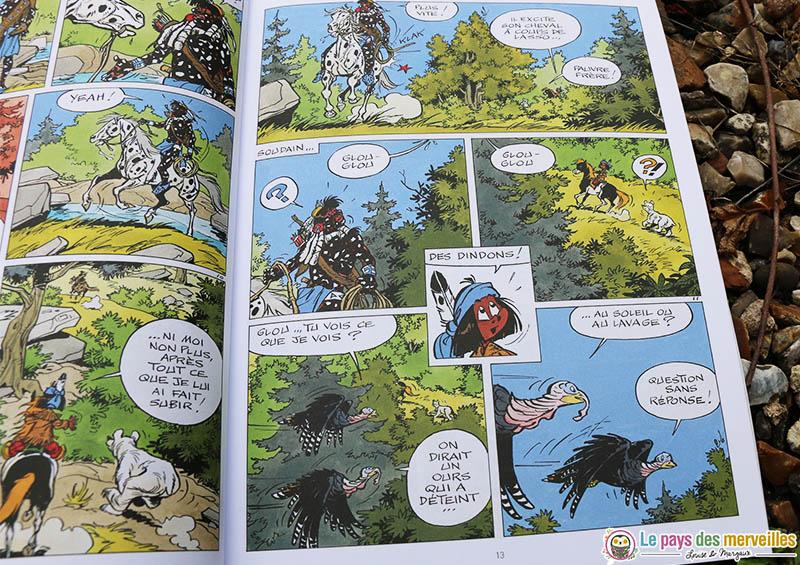Bande dessinée abonnement Bouquet d'Histoires