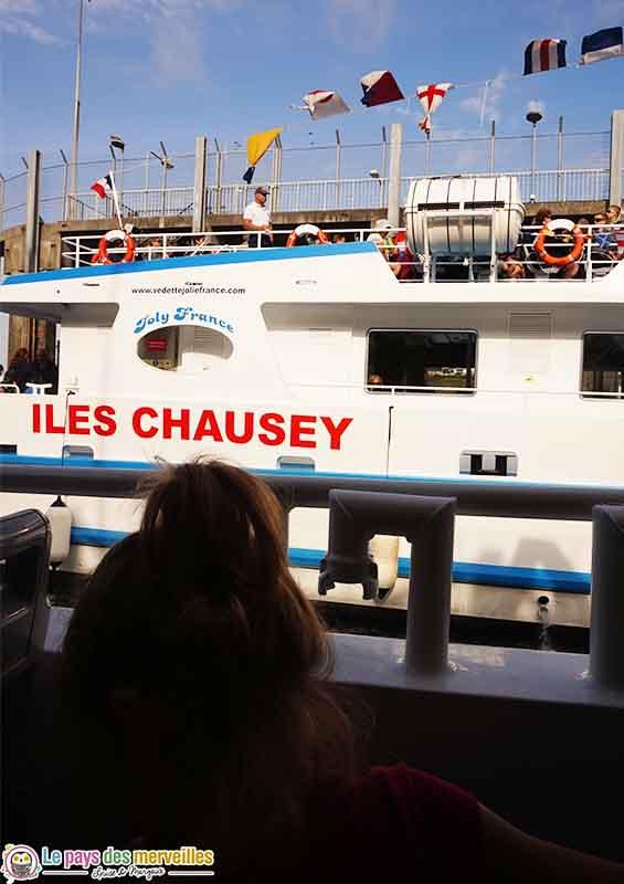 Bateau Joly France Iles Chausey