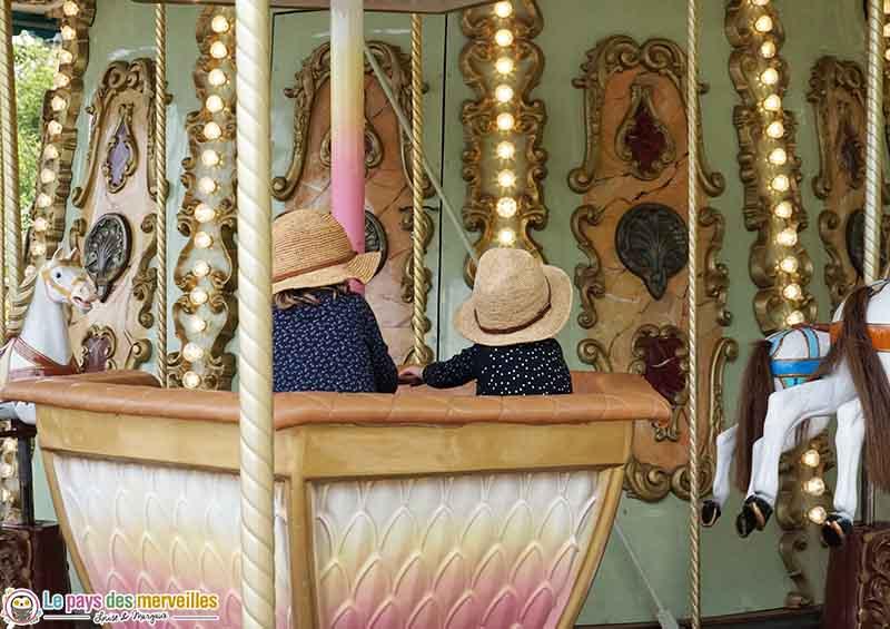 Carrousel parc du Pal
