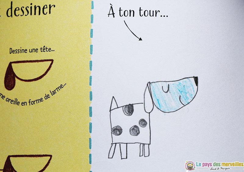Comment dessiner un chien ?
