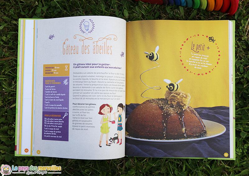 gâteau des abeilles