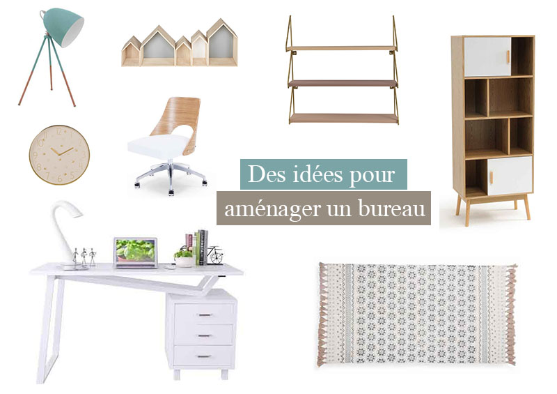 des id es de meubles et d cos pour l 39 am nagement de mon bureau. Black Bedroom Furniture Sets. Home Design Ideas