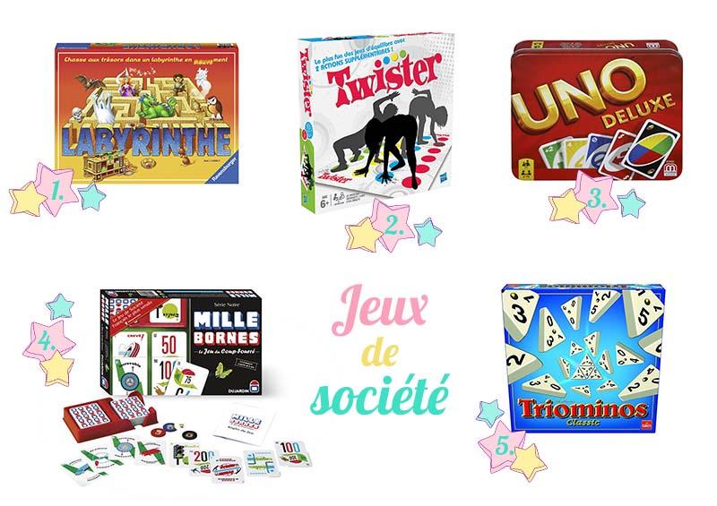 wishlist jeux de société anniversaire 6 ans