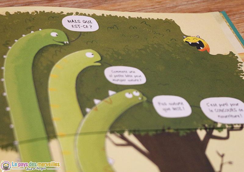 illustration du livre Glouton