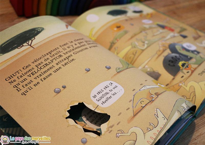 livre interactif où le narrateur interpelle