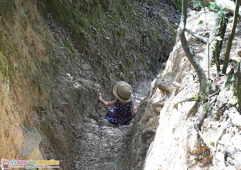 sentier de randonnée enfant Laroque-des-Albères
