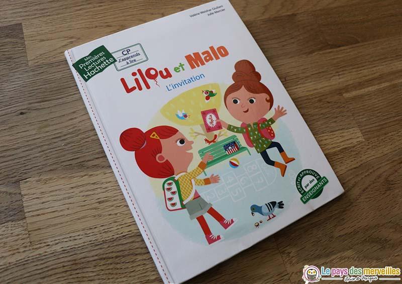 Lilou et Malo, l'invitation