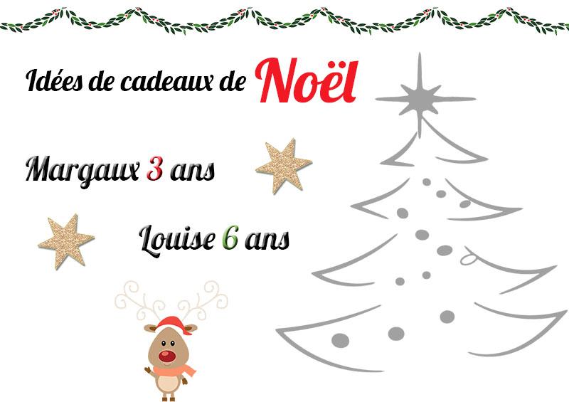 Wishlist de Noël de Louise et Margaux