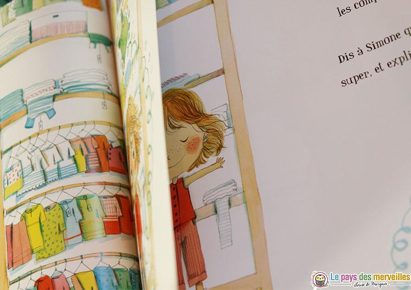 livre animé sur le thème des émotions