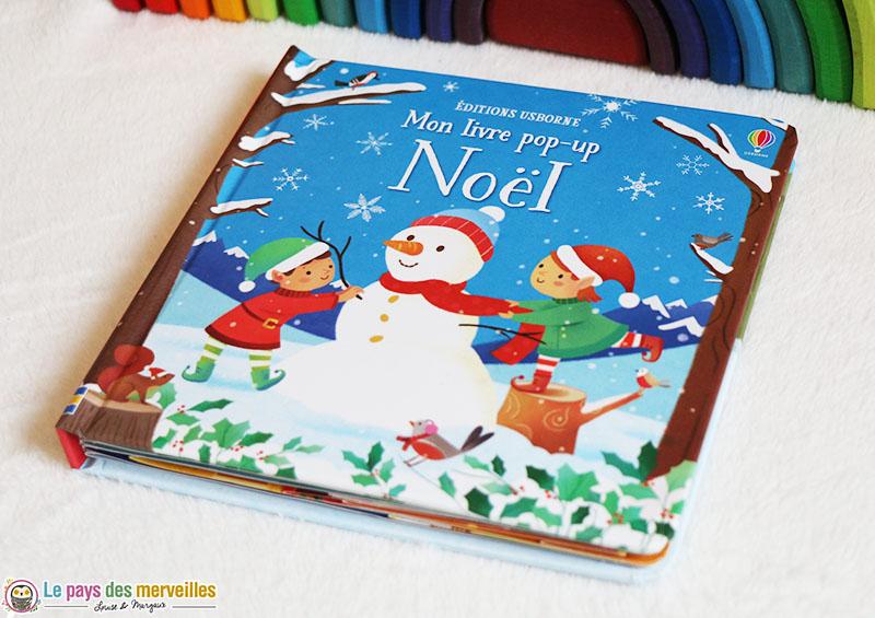 Mon Livre Pop Up De Noel