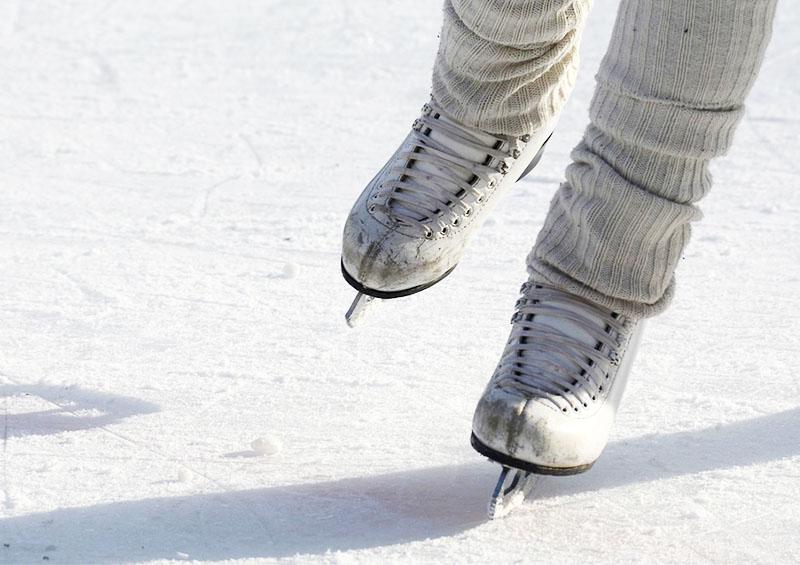 patin à glace