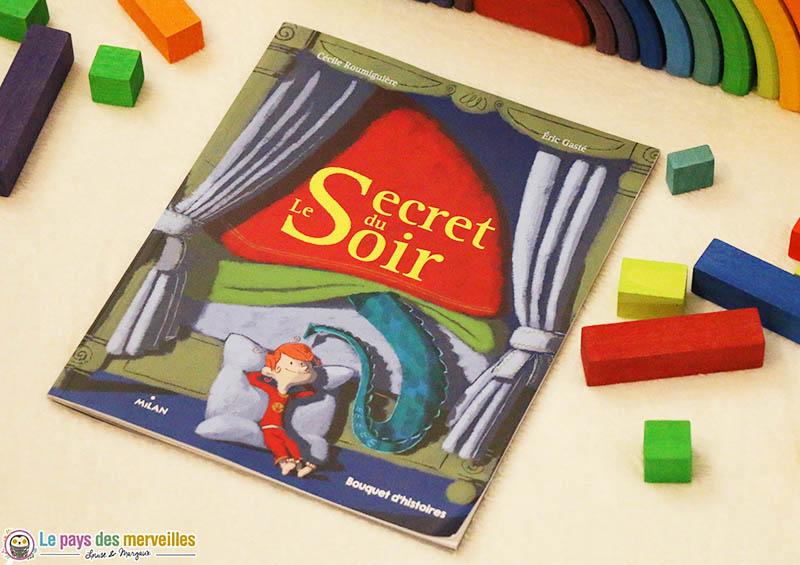 Le secret du soir, abonnement à bouquet d'histoires