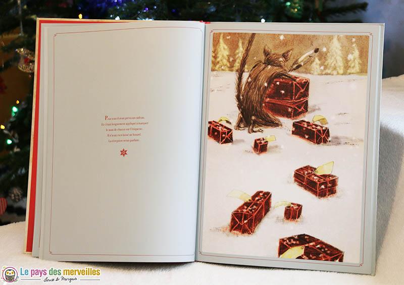 Livre jeunesse sur les valeurs de Noël