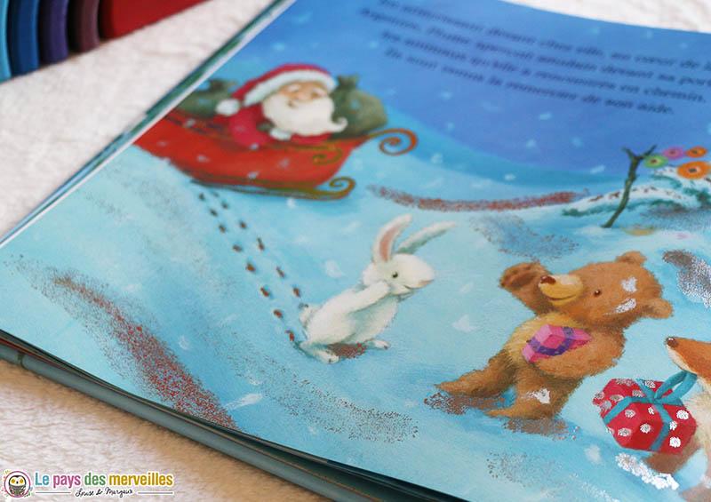 Plume, le père-Noël et ses amis