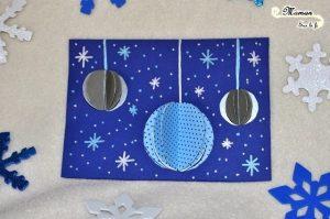 Carte De Vœux étoile Facile à Réaliser Pour Les Enfants