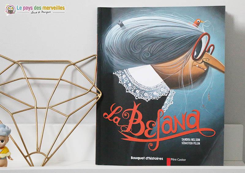 Livre jeunesse La Befana