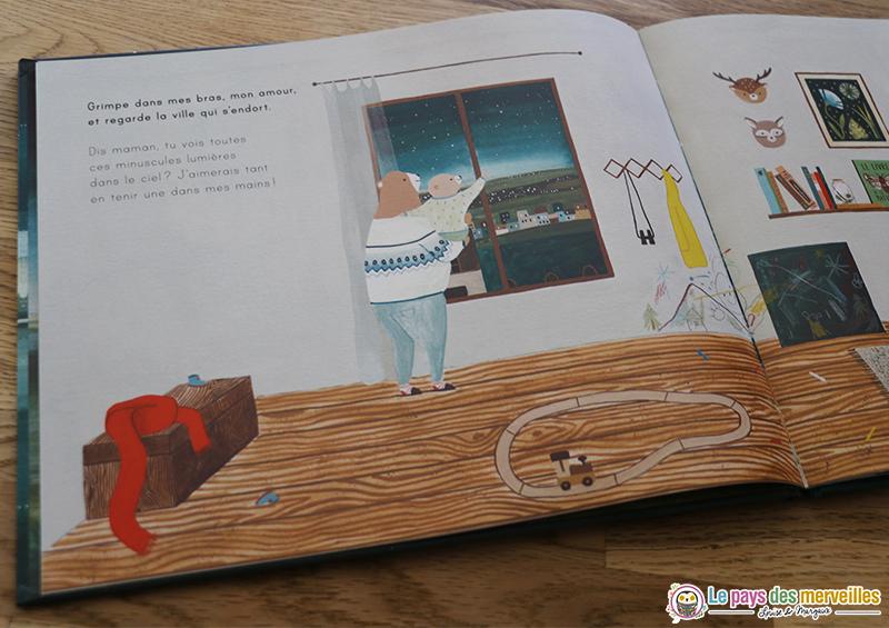 Illustration du livre Une étoile pour toi