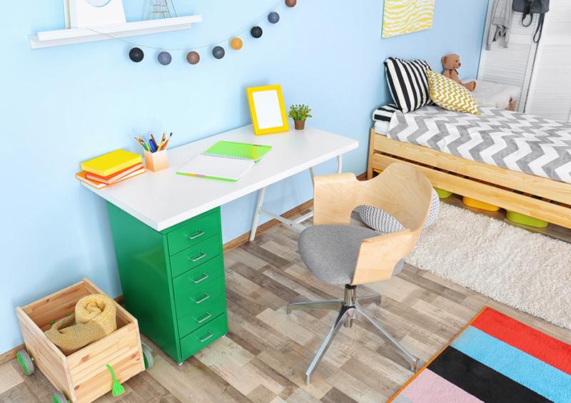 Deco et aménagement chambre enfant
