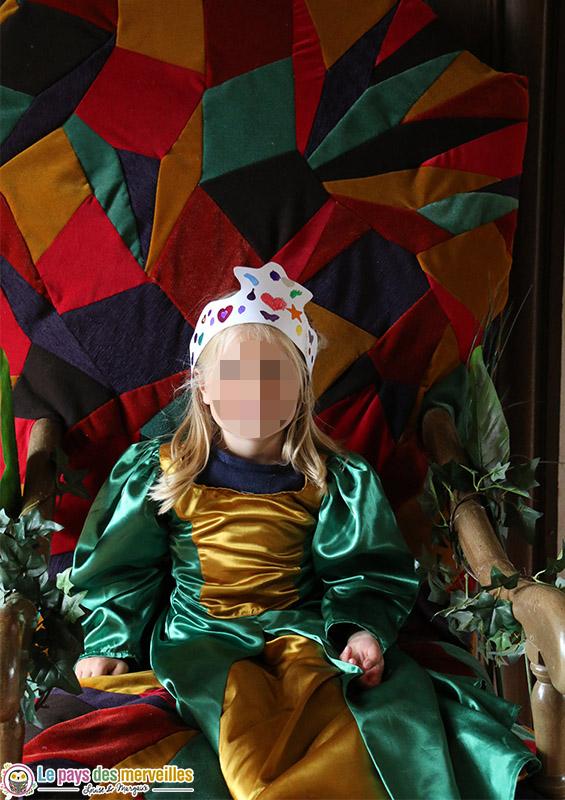 Anniversaire princesse déguisement