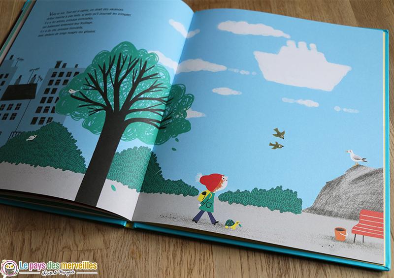 Illustrations du livre Arthur et les gens très pressés