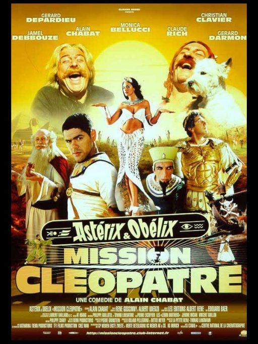 Asterix et Obelix mission Cléopatre