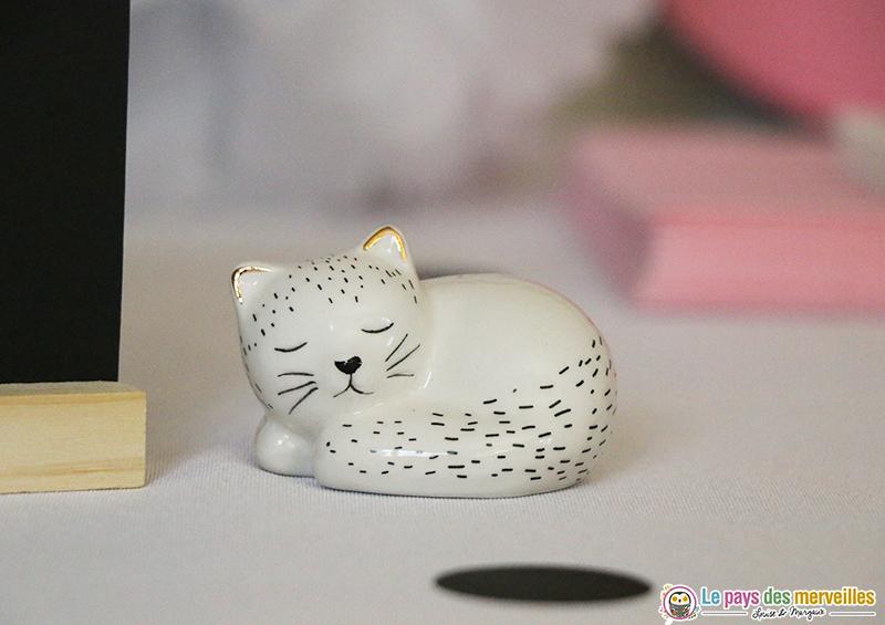 Petit bibelot chat