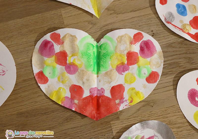 Bricolage enfant pour la Saint-Valentin