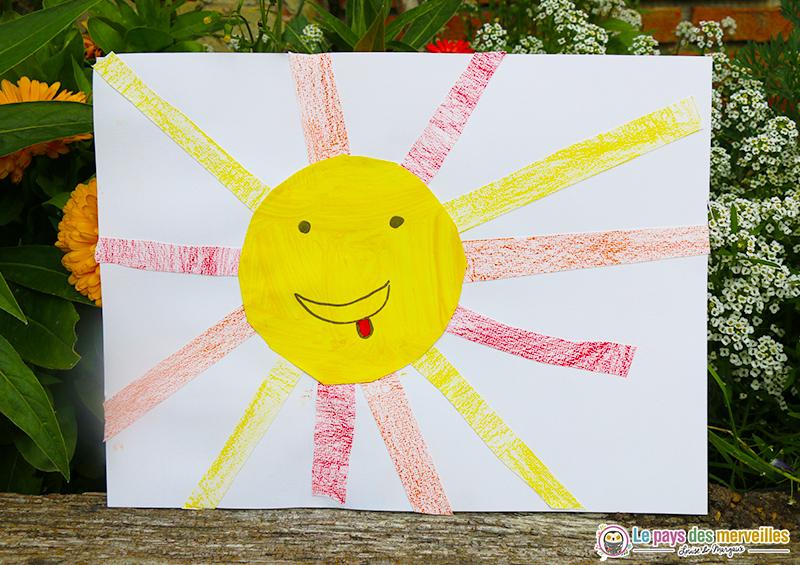 Activité soleil primaire