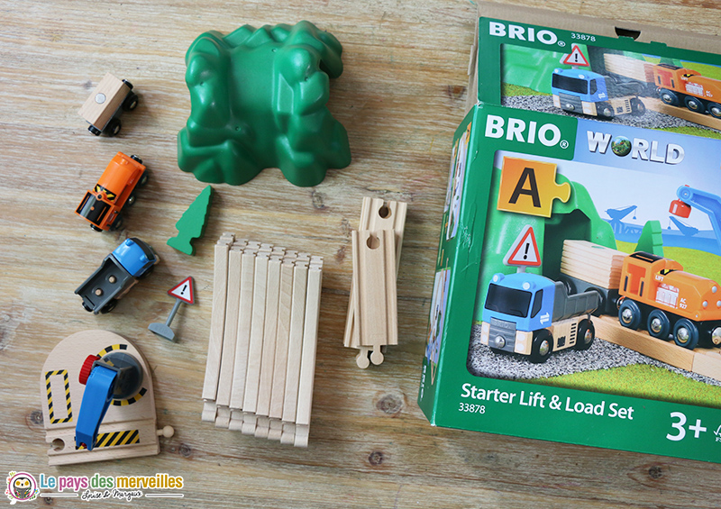 Brio world contenu pack A