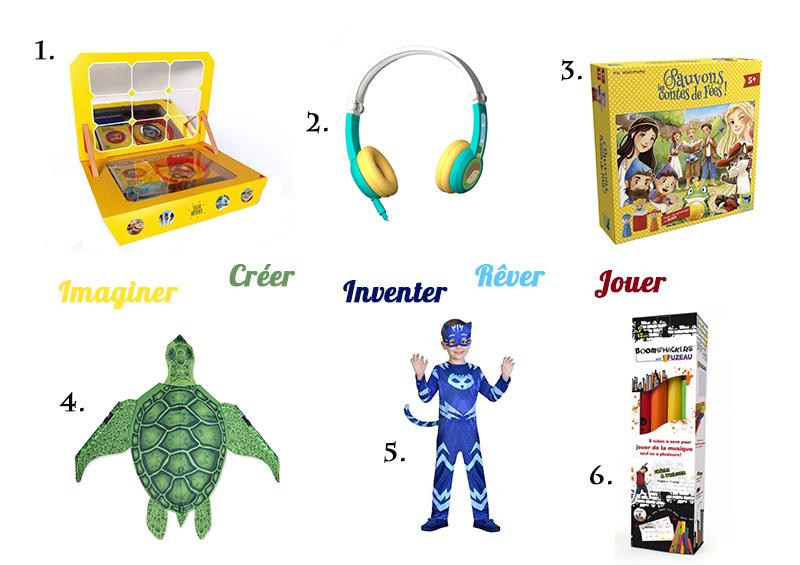 Idées cadeaux fille 5 ans
