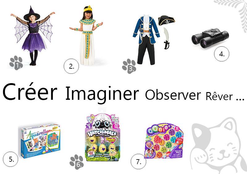 idées cadeaux d'anniversaire 7 ans