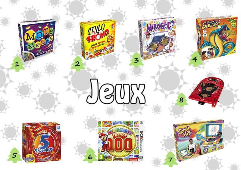 Idées de jeux pour enfant de 7 ans