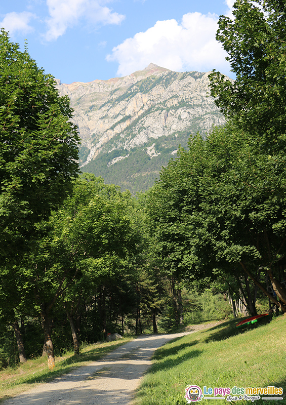 Morgon et ses hautes montagnes