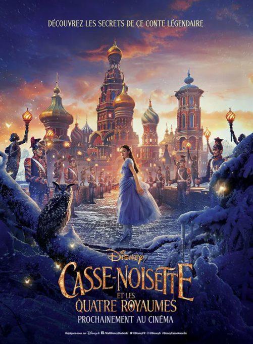 Film Casse noisette et les quatre royaumes
