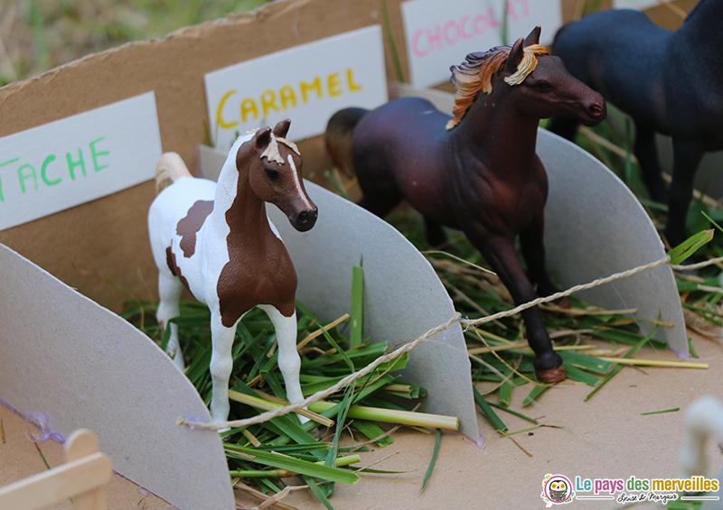 figurines chevaux Schleich