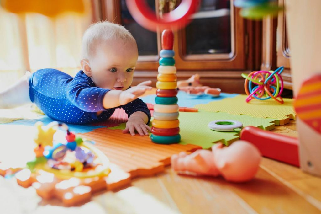 cadeau de naissance jouets pour bébé