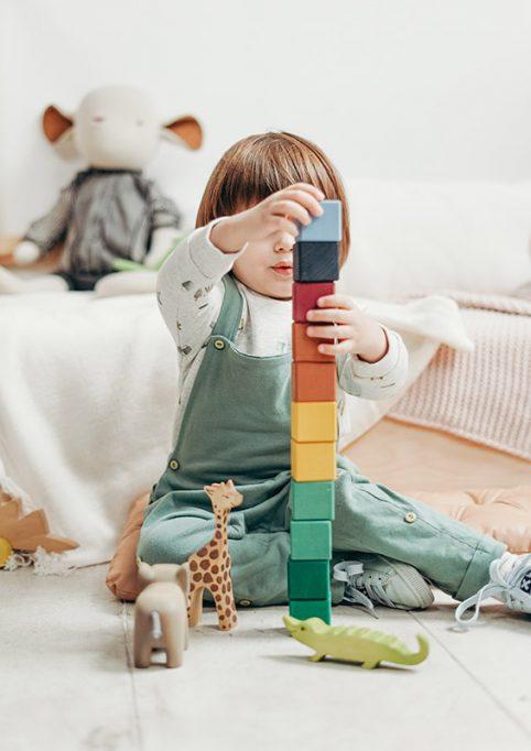 Choisir un cadeau jouet pour un enfant de 2 ans