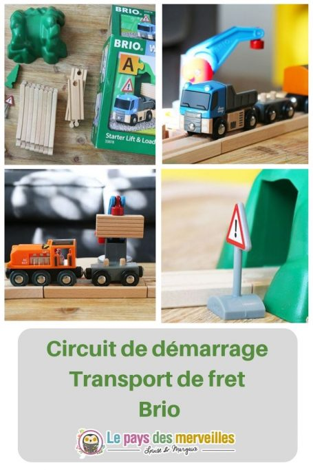Circuit de demarrage Transport de fret Brio