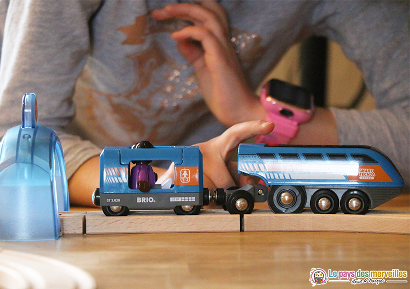 train Brio Smart Tech Sound