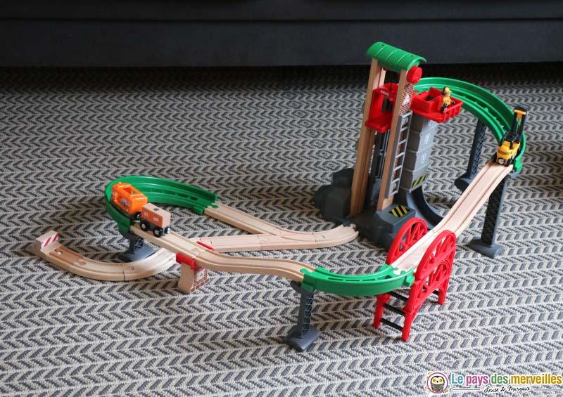 une des possibilités de construction du grand circuit multimodale