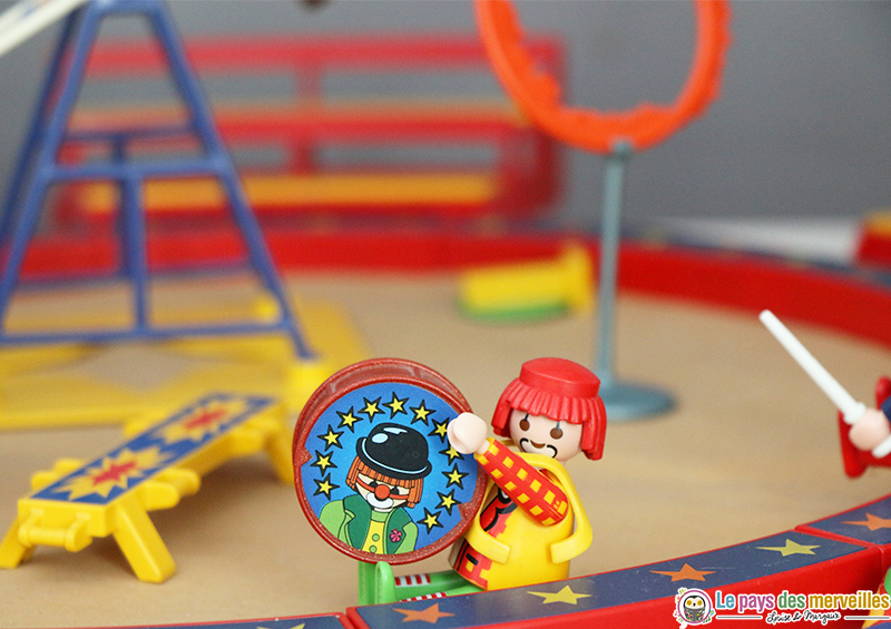 Clown playmobil