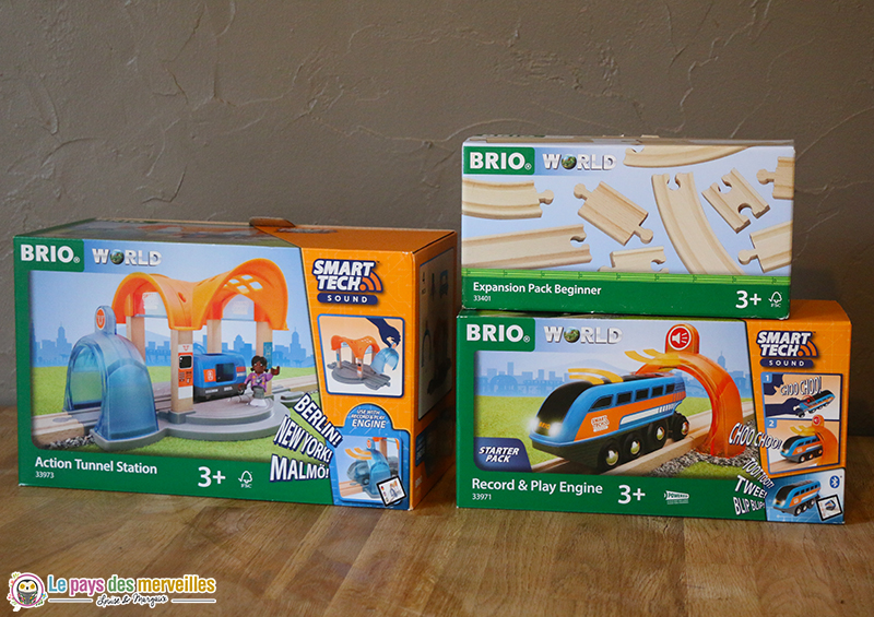 Brio World smart tech sound