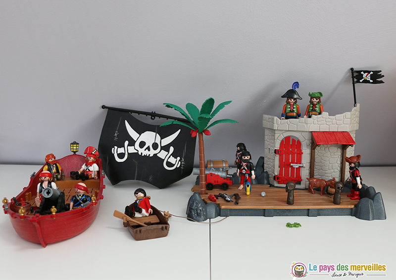Univers des pirates playmobil