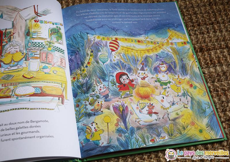 Histoire drôle pour enfant avec les héros des contes