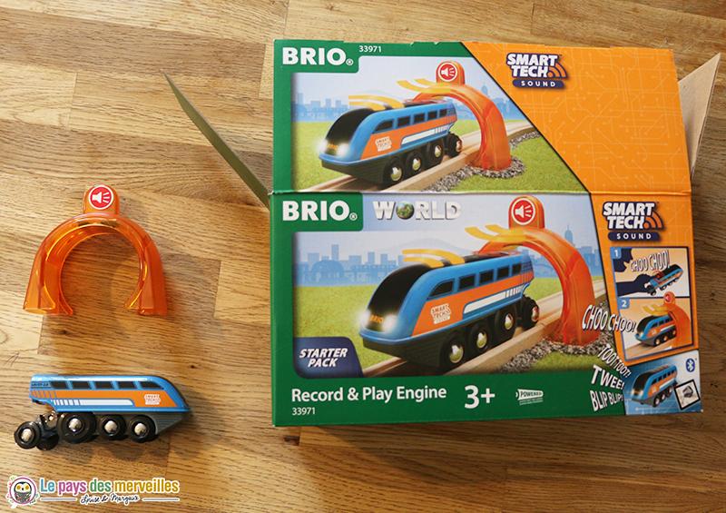 locomotive smart tech sound de Brio