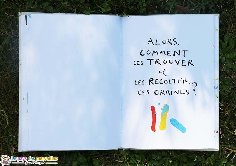 """Illustration du livre """"J'ai une idée"""" d'Hervé Tullet"""