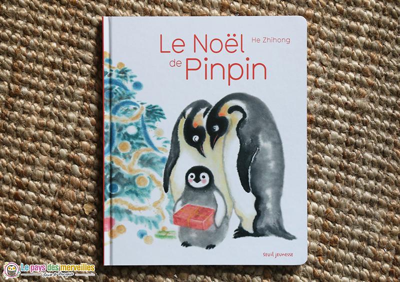 Livre Le Noël de Pinpin
