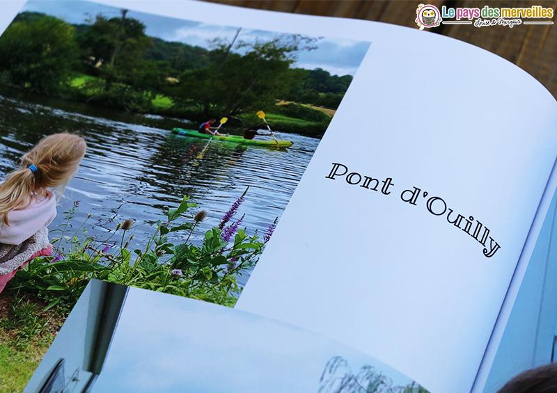 livre photo souvenirs vacances camping-car