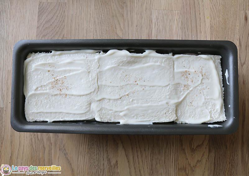 croque cake à enfourner
