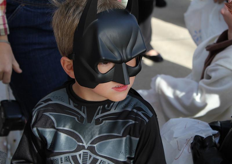 Déguisement pour enfant Batman